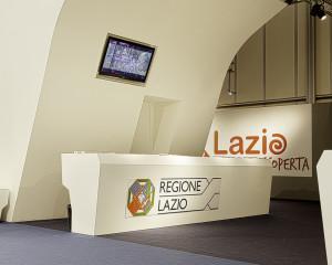 Stand Regione Lazio